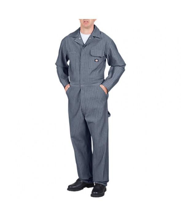 Dickies men's coveralls 48977FS - Fisher Stripe