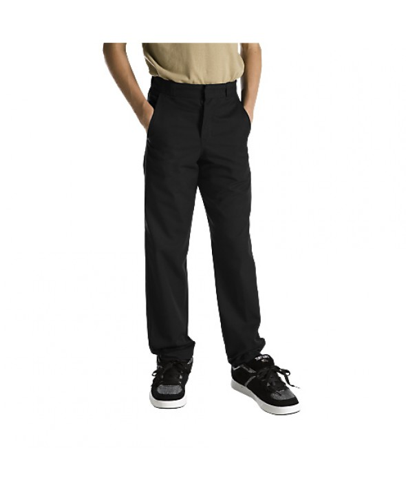 Dickies boy's pants 56062BK - Black