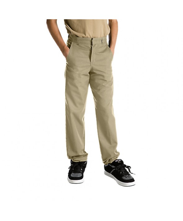 Dickies boy's pants 56062DS - Desert Sand