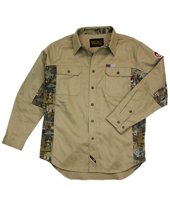 Dickies men's shirts 56144KH9 - Khaki