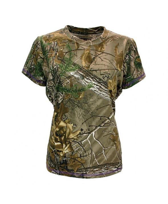 Dickies women's shirts 56188AX9 - Real Tree Xtra