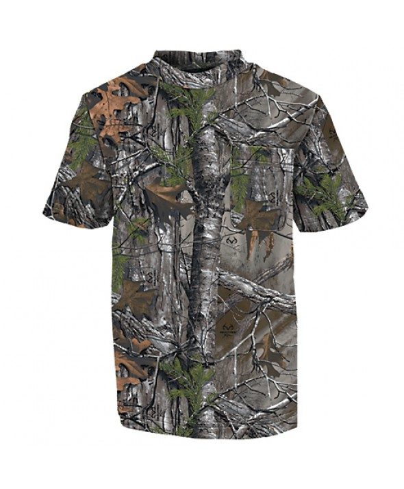 Dickies boy's shirts 56312AX9 - Real Tree Xtra
