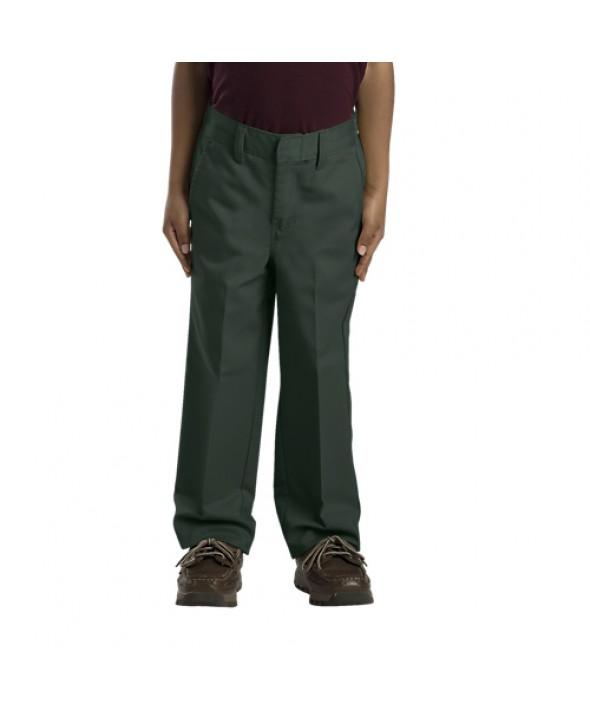 Dickies boy's pants 56362GH - Hunter Green