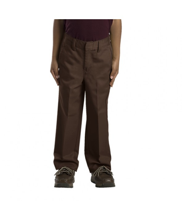Dickies boy's pants 56362MH - Mahogany