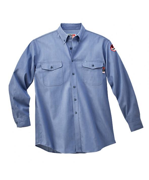 Dickies men's shirts 56388CY9 - Chambray