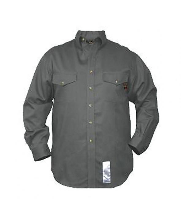 Dickies men's shirts 56390GY9 - Gray