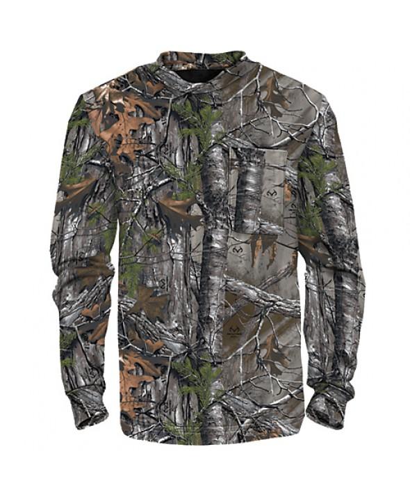 Dickies boy's shirts 56412AX9 - Real Tree Xtra