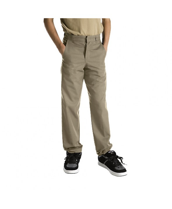 Dickies boy's pants 56562KH - Khaki