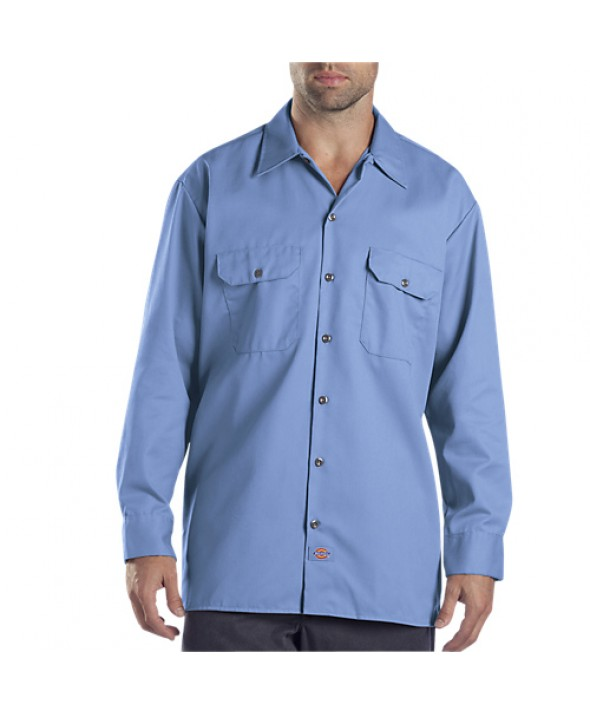 Dickies men's shirts 574GB - Gulf Blue