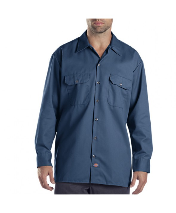 Dickies men's shirts 574NV - Navy