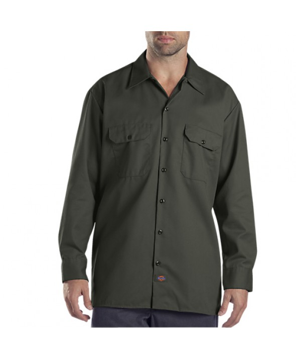 Dickies men's shirts 574OG - Olive Green