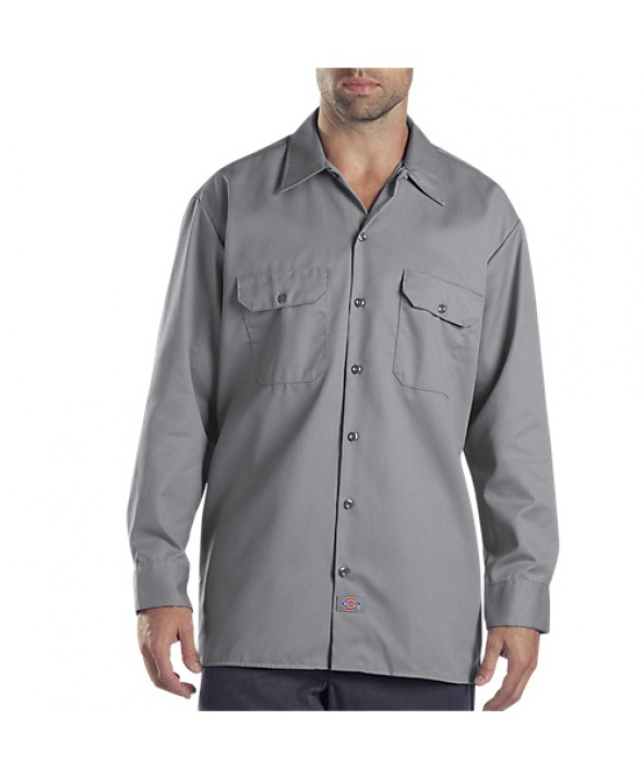 Dickies men's shirts 574SV - Silver