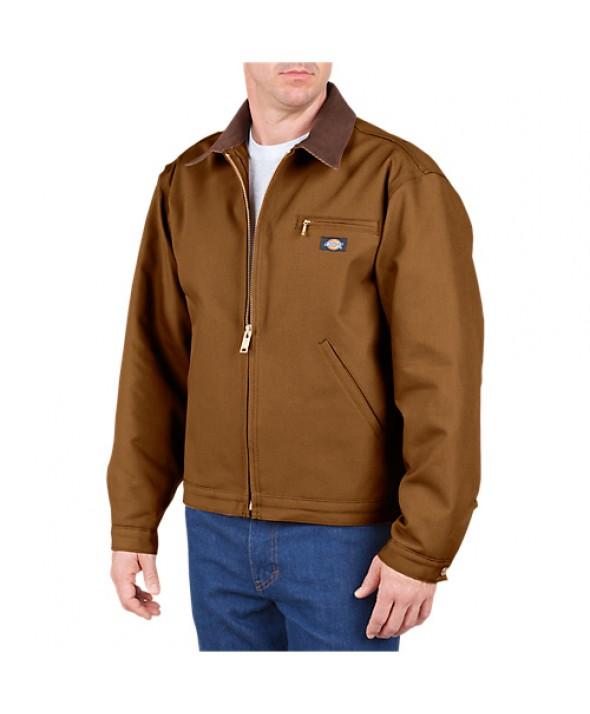 Dickies men's jackets 758BD - Brown Duck