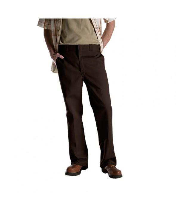 Dickies men's pants 874DB - Dark Brown