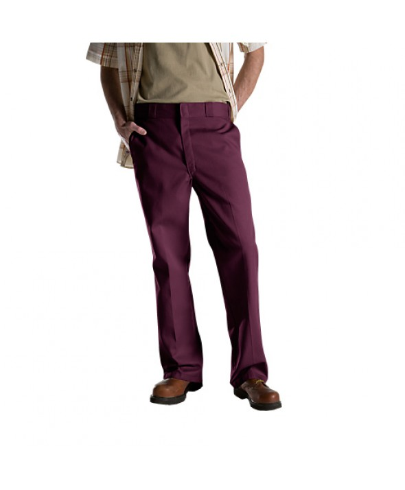 Dickies men's pants 874MR - Maroon