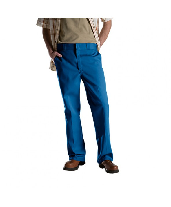 Dickies men's pants 874RB - Royal Blue
