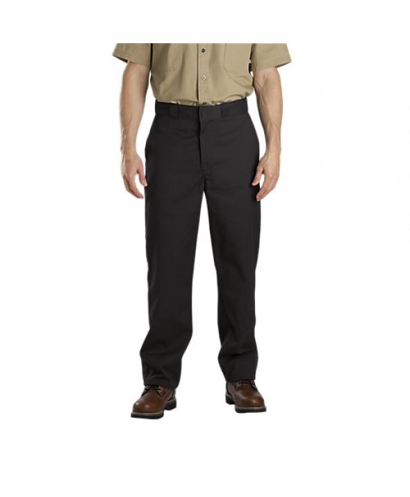 Dickies men's pants 874RBK - Rinsed Black