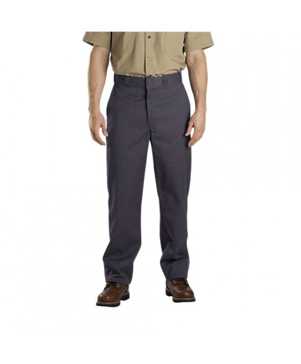 Dickies men's pants 874RTR - Rinsed Steel Grey