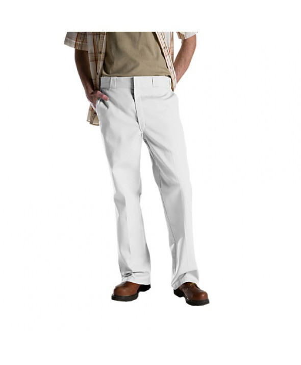Dickies men's pants 874WH - White