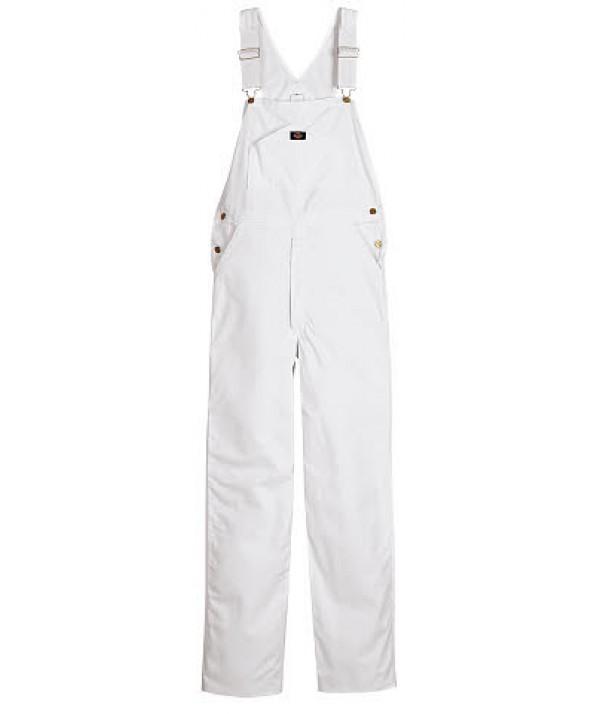 Dickies men's bib overalls 8953WH - White