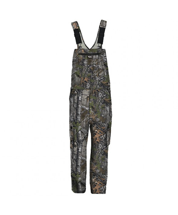 Dickies men's bib overalls 94051AX9 - Real Tree Xtra