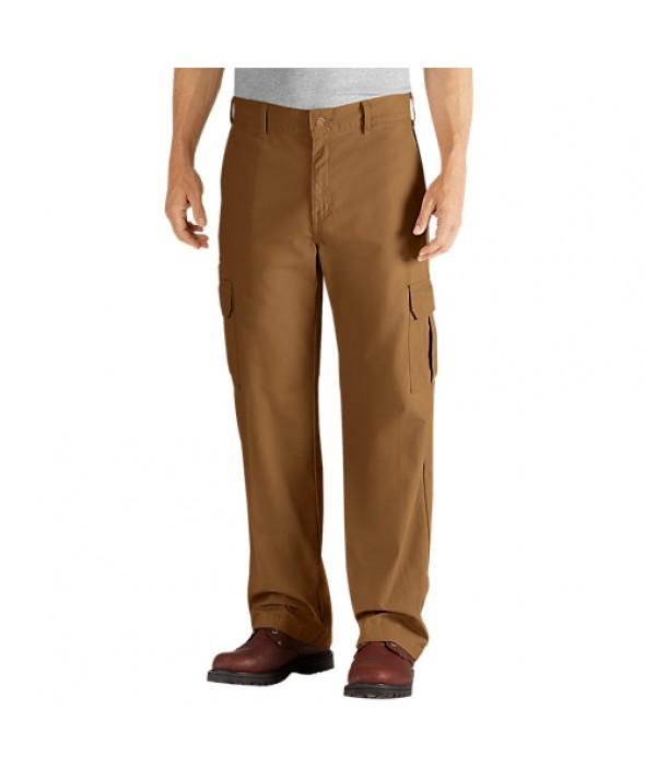 Dickies men's pants DD113RBD - Rinsed Brown Duck