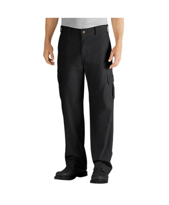 Dickies men's pants DD113RBK - Rinsed Black