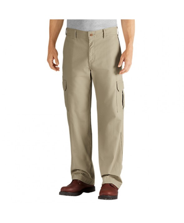 Dickies men's pants DD113RDS - Rinsed Desert Sand