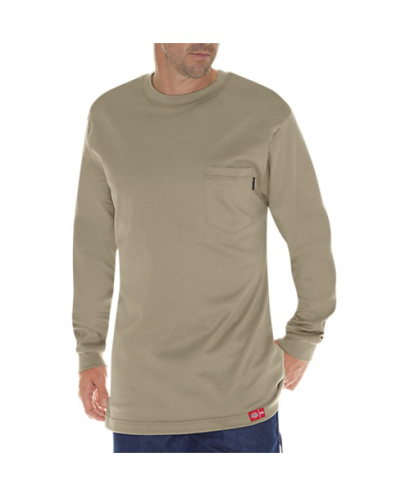 Dickies men's shirts DFL511KH - Khaki