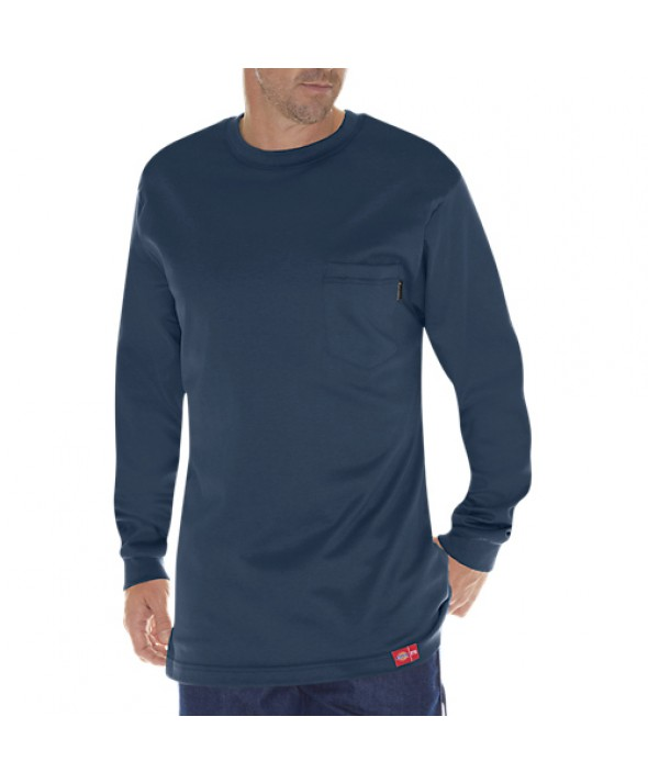 Dickies men's shirts DFL511NV - Navy