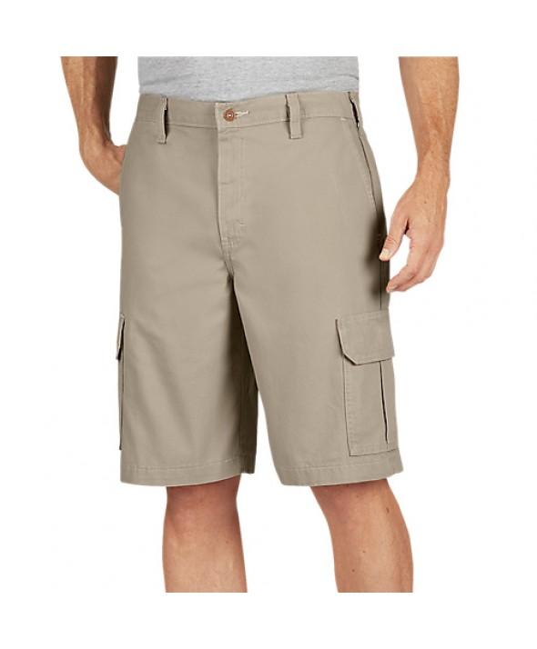 Dickies men's shorts DR251RDS - Rinsed Desert Sand