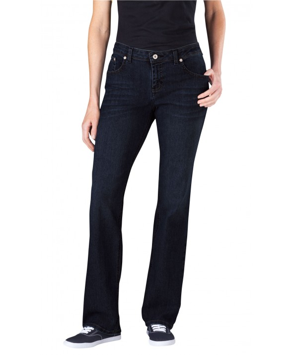 Dickies women's jeans FD136DSW - Dark Stone Wash