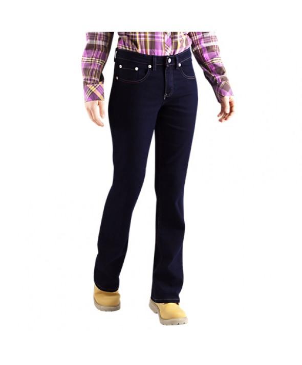 Dickies women's jeans FD138MSW - Medium Stonewash