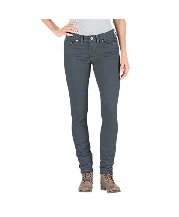Dickies women's jeans FD142ATD3 - Antique Dark