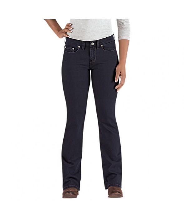 Dickies women's jeans FD143DSW - Dark Stone Wash