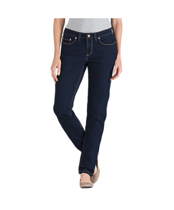 Dickies women's jeans FD144DSW - Dark Stone Wash