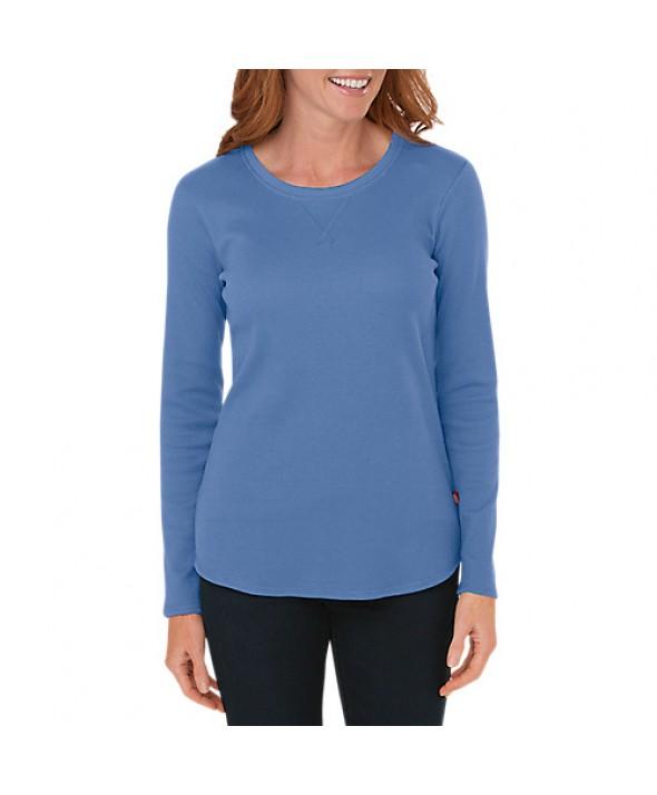 Dickies women's shirts FL078FB - French Blue