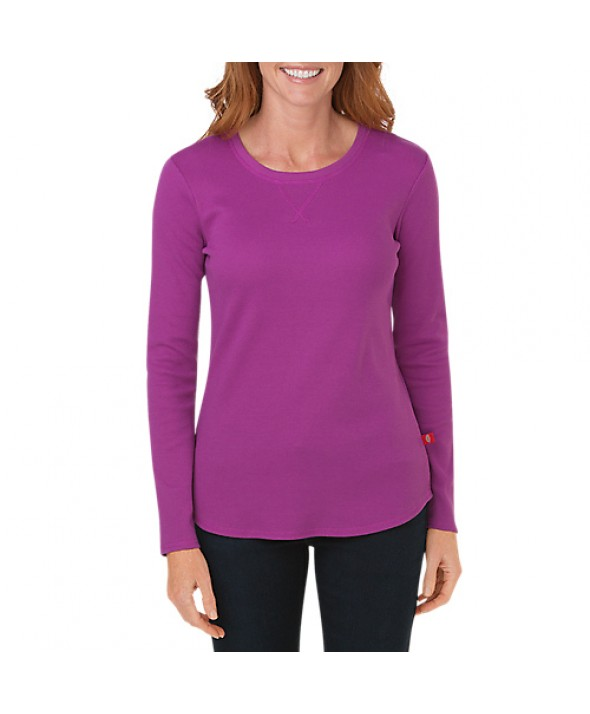 Dickies women's shirts FL078IB - Pink Berry