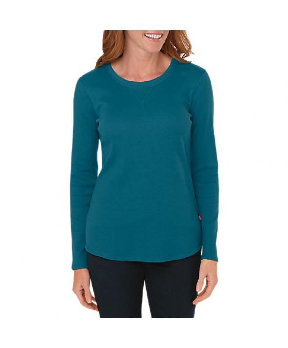 Dickies women's shirts FL078TL - Teal