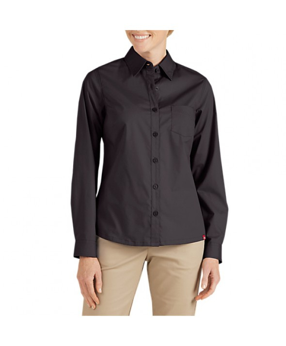 Dickies women's shirts FL086BK - Black