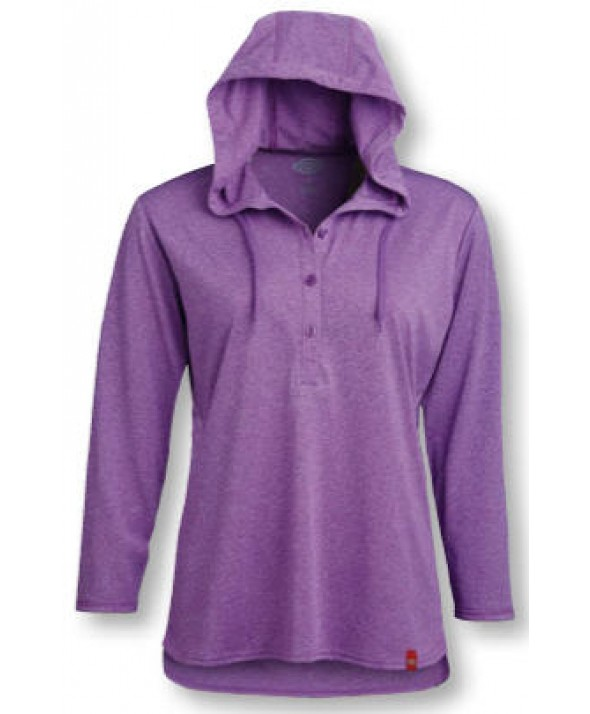 Dickies women's shirts FL094YJH - Misty June Heather