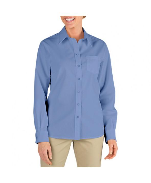 Dickies women's shirts FL136LW - Light Blue Dow