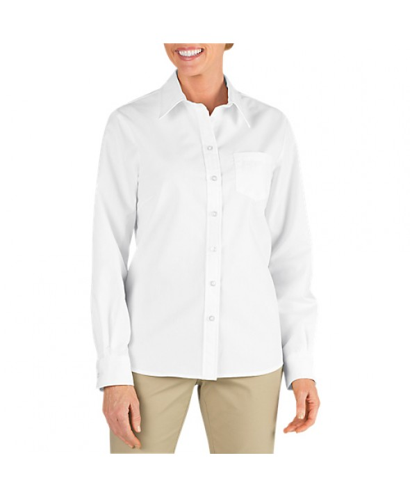 Dickies women's shirts FL136WH - White