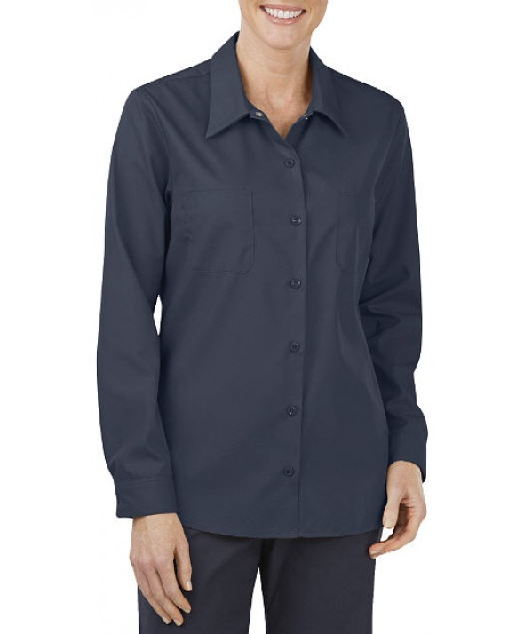 Dickies women's shirts FL5350DN - Dark Navy