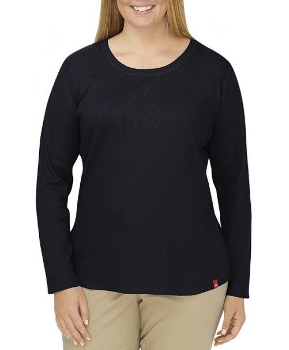 Dickies women's shirts FLW078BK - Black