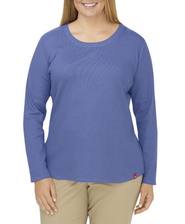 Dickies women's shirts FLW078FB - French Blue