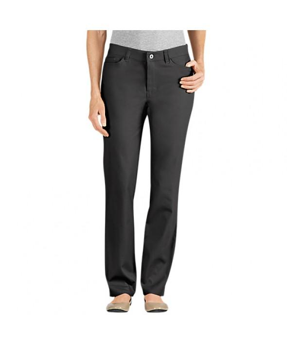 Dickies women's pants FP213BK - Black