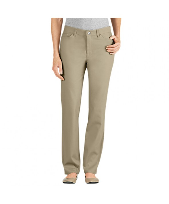 Dickies women's pants FP213DS - Desert Sand