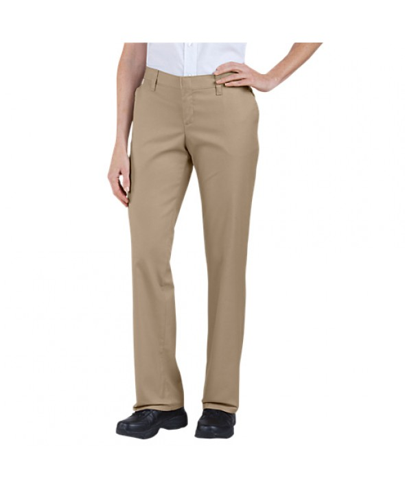 Dickies women's pants FP221KH - Khaki