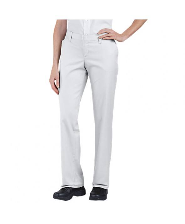 Dickies women's pants FP221WH - White